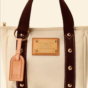 Louis Vuitton Cabas Pm Beauty